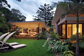 Lush Subtropical Gardens