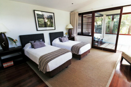 Luxe garden Villa Bedrooms